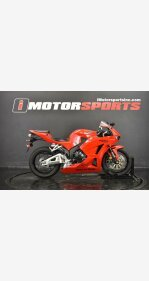 2013 Honda CBR600RR for sale 200794361