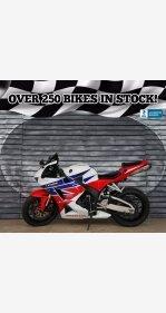 2013 Honda CBR600RR for sale 200939707
