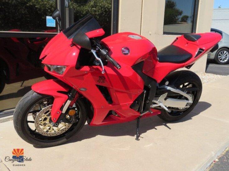 2013 Honda CBR600RR for sale 201157543