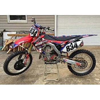 2013 Honda CRF450R for sale 200541975