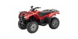 2013 Honda FourTrax Rancher 4X4 ES With Power Steering specifications