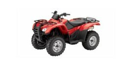 2013 Honda FourTrax Rancher AT With Power Steering specifications