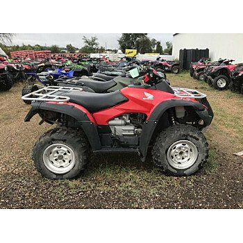 2013 Honda FourTrax Rincon for sale 200550171