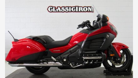 2013 Honda Gold Wing F6B for sale 200913850