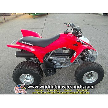 2013 Honda TRX250X for sale 200637157