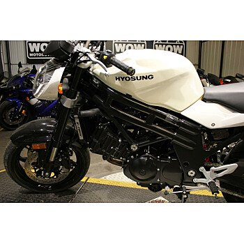 2013 Hyosung GT650 for sale 200788479
