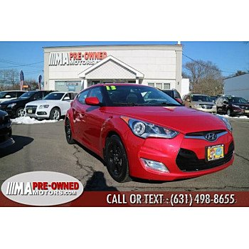 2013 Hyundai Veloster for sale 101100703