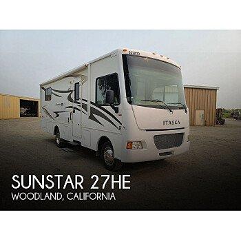 2013 Itasca Sunstar for sale 300324446