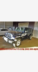 2013 Jeep Wrangler 4WD Unlimited Sahara for sale 100982811