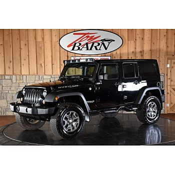 2013 Jeep Wrangler 4WD Unlimited Rubicon for sale 101175700