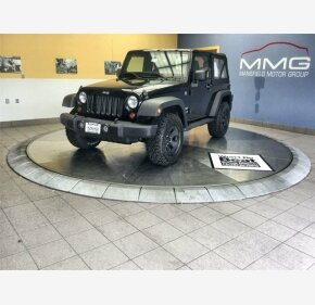 2013 Jeep Wrangler 4WD Sport for sale 101205788