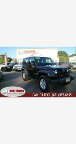 2013 Jeep Wrangler 4WD Sport for sale 101210205