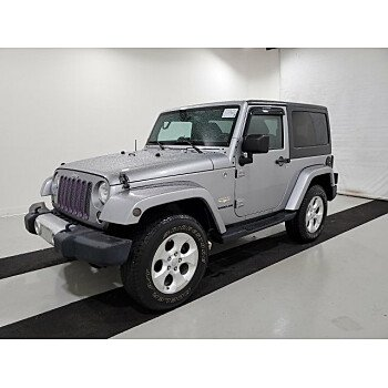 2013 Jeep Wrangler 4WD Sahara for sale 101242048