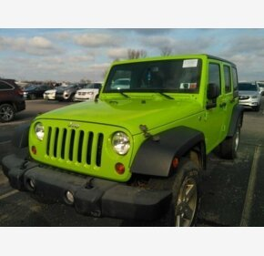 2013 Jeep Wrangler 4WD Unlimited Sport for sale 101244606