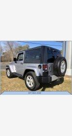 2013 Jeep Wrangler 4WD Sahara for sale 101290884