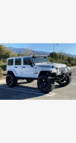 2013 Jeep Wrangler 4WD Unlimited Rubicon for sale 101290953