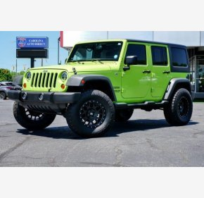 2013 Jeep Wrangler 4WD Unlimited Sport for sale 101298803
