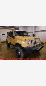 2013 Jeep Wrangler 4WD Unlimited Sahara for sale 101326241