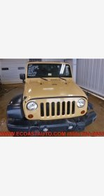 2013 Jeep Wrangler 4WD Unlimited Sport for sale 101326283
