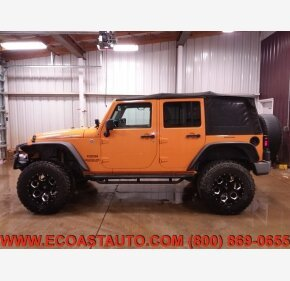 2013 Jeep Wrangler 4WD Unlimited Sport for sale 101326480