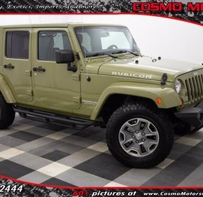 2013 Jeep Wrangler for sale 101334372