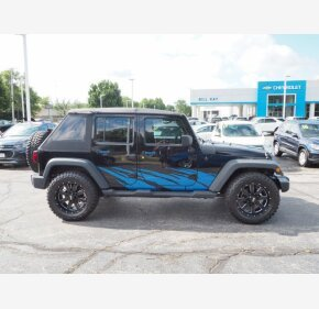 2013 Jeep Wrangler for sale 101342698