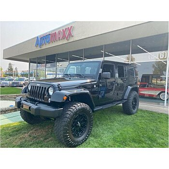 2013 Jeep Wrangler for sale 101379437