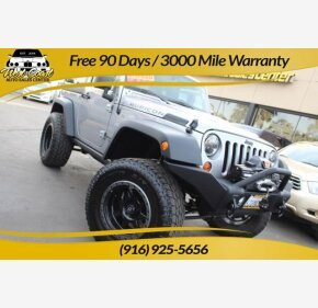 2013 Jeep Wrangler for sale 101402311
