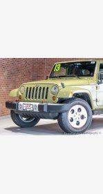2013 Jeep Wrangler for sale 101415338