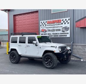2013 Jeep Wrangler for sale 101455086