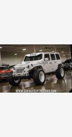 2013 Jeep Wrangler 4WD Unlimited Sahara for sale 101458495