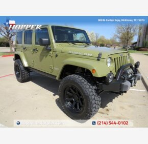 2013 Jeep Wrangler for sale 101475066