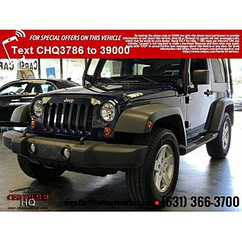 2013 Jeep Wrangler for sale 101511507
