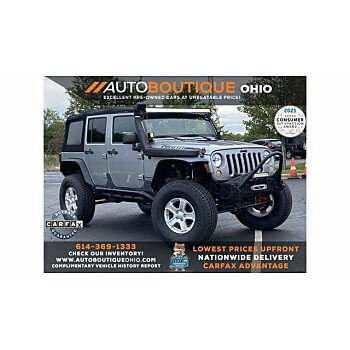 2013 Jeep Wrangler for sale 101589669