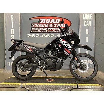 2013 Kawasaki KLR650 for sale 200777489