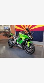 2013 Kawasaki Ninja 1000 for sale 200809093