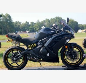 2013 Kawasaki Ninja 650 for sale 200655021