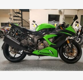2013 Kawasaki Ninja ZX-6R for sale 200660644