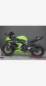 2013 Kawasaki Ninja ZX-6R for sale 200672238