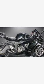 2013 Kawasaki Ninja ZX-6R for sale 200675106