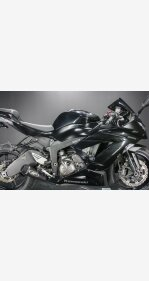 2013 Kawasaki Ninja ZX-6R for sale 200675367