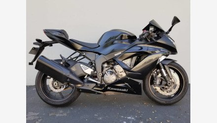 2013 Kawasaki Ninja ZX-6R for sale 200705068