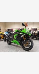 2013 Kawasaki Ninja ZX-6R for sale 200813777