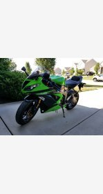 2013 Kawasaki Ninja ZX-6R for sale 200951969