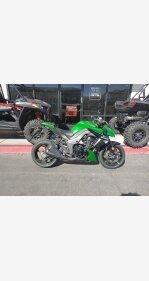 2013 Kawasaki Z1000 for sale 200814485