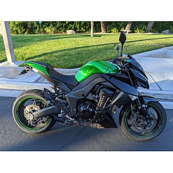 2013 Kawasaki Z1000 for sale 200920127