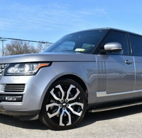 2013 Land Rover Range Rover Supercharged for sale 101097918