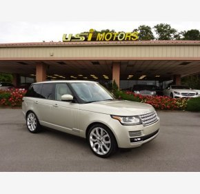 2013 Land Rover Range Rover Supercharged for sale 101222999