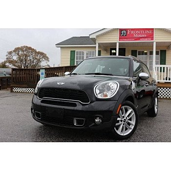 2013 MINI Cooper Countryman S ALL4 for sale 101118329