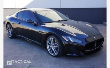 2013 Maserati GranTurismo Coupe for sale 101060917